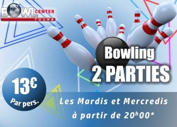 Bowling 2 parties